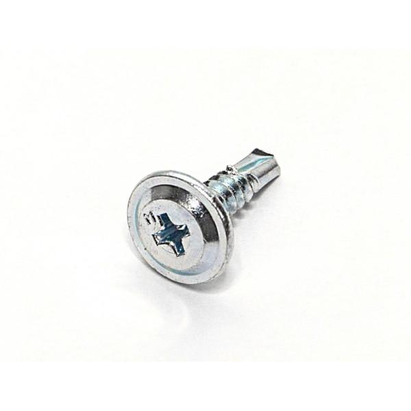 Саморезы ПШС 4,2х16 цинк (Daxmer, 1 000 шт)