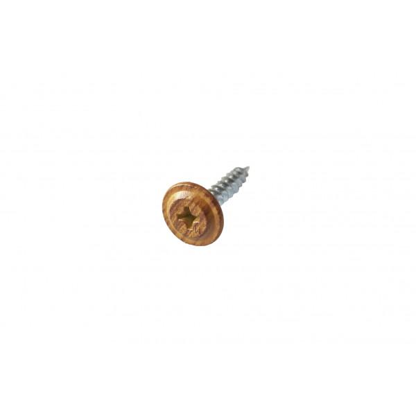Саморезы ПШ 4,2х19 Золотой Дуб (Daxmer, 500 шт)
