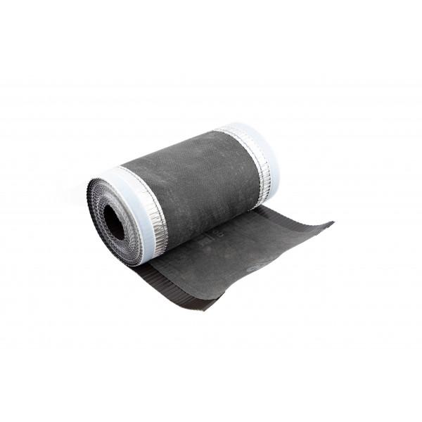 Аэроэлемент конька GRAND LINE коричневый, 240мм (2,5м)