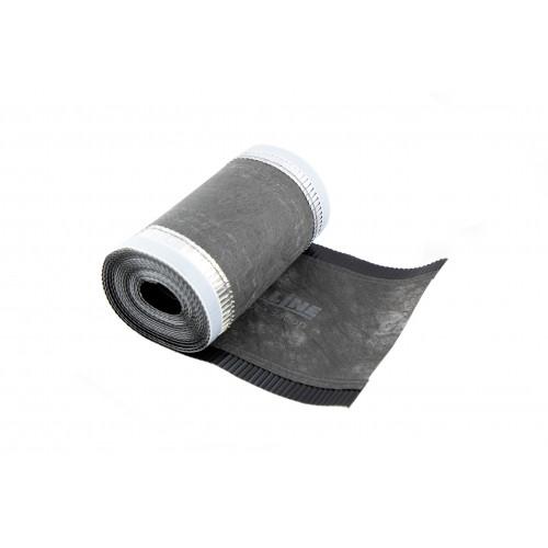 Аэроэлемент конька GRAND LINE черный, 240мм (2,5м)