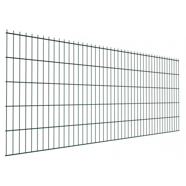 Панель Bastion 5/6 1,03х2,5 RAL 6005 GL