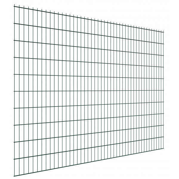 Панель Bastion 5/6 2,03х2,5 RAL 6005 GL