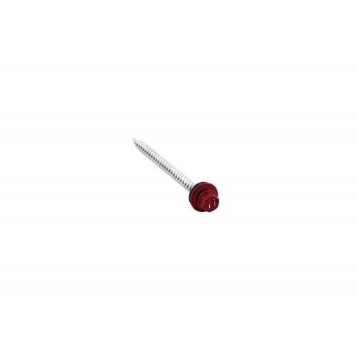 Саморезы 4,8х70 RAL 3003 (Даксмер)