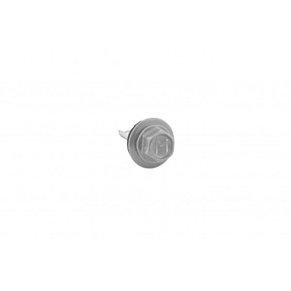 Саморезы 5,5х19 RAL 7004 (Даксмер)