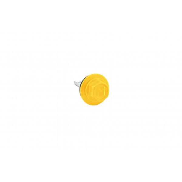 Саморезы 5,5х19 RAL 1018 (Даксмер)