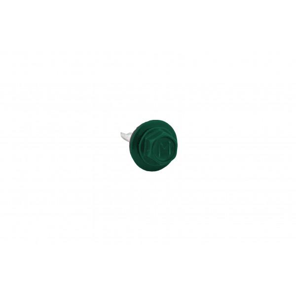 Саморезы 5,5х19 RAL 6005 (Даксмер)