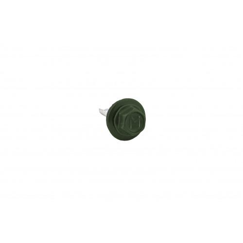 Саморезы 5,5х19 RAL 6020 (Даксмер)