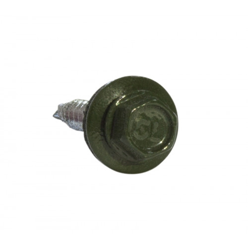 Саморезы 5,5х25 RAL 6020 (Даксмер)
