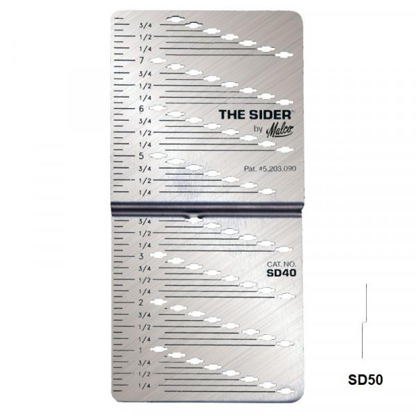 Лекало SD50 для разметки и нарезки панелей D5C Malco - SD50
