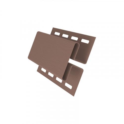 Профиль H соединительный 3,00 GL темно-бежевый