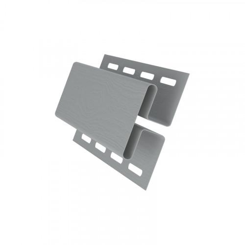 Профиль H соединительный 3,00 GL серый