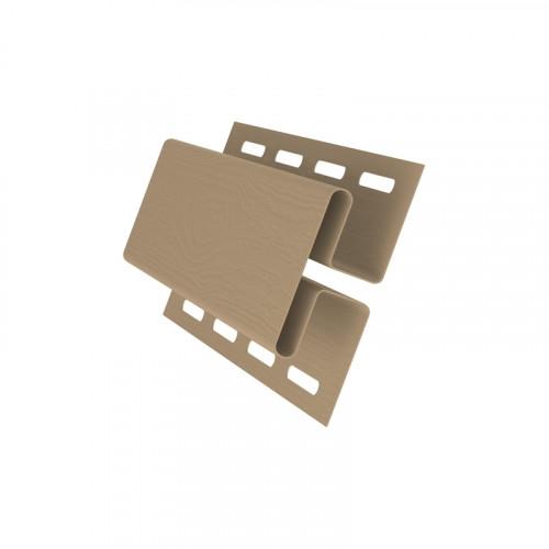 Профиль H соединительный 3,00 GL карамельный