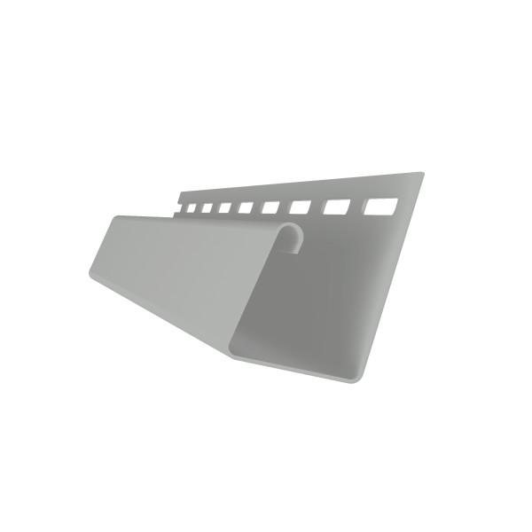 Профиль универсальный J 7/8'' 3,00 Grand Line ЯФАСАД серый