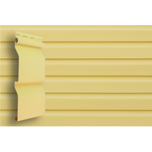 Сайдинг 3,6 Grand Line D4,4 золотой песок