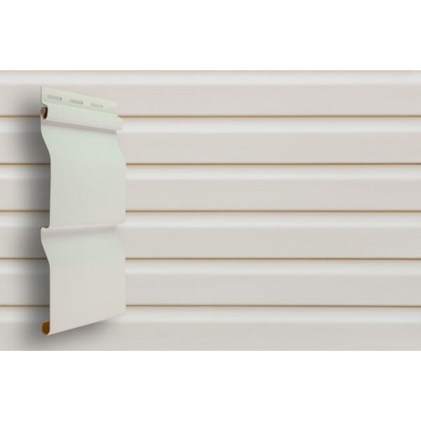 Сайдинг 3,0 Grand Line D4 (slim) белый
