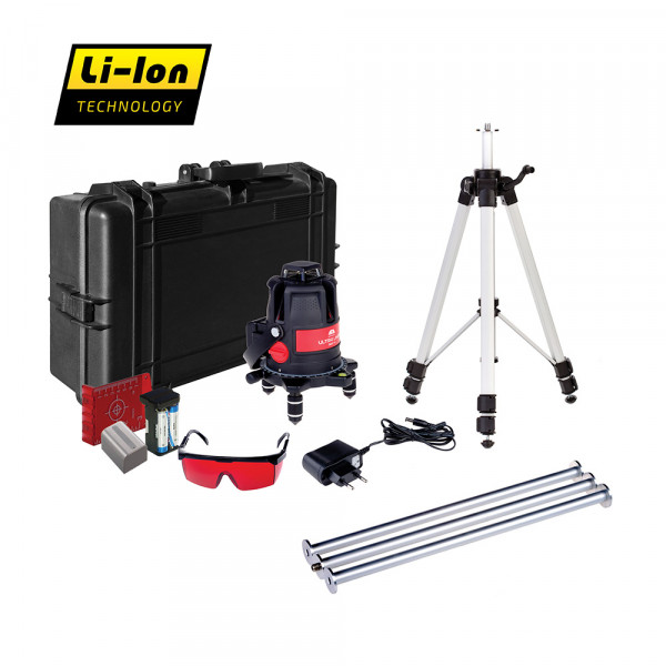 Нивелир лазерный ADA Ultra Liner 4V Set
