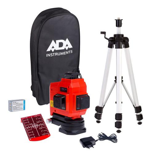 Нивелир лазерный ADA Top Liner 3х360 Set