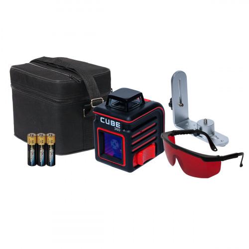 Нивелир лазерный ADA Cube 360 Home Edition