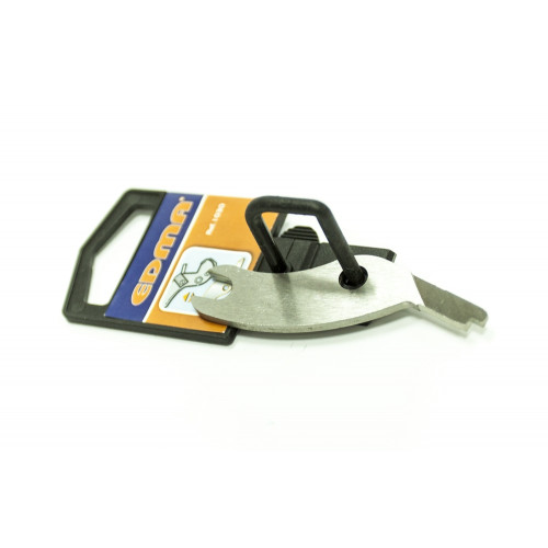 Нож сменный для просечных ножниц по металлочерепице EDMA - 103055