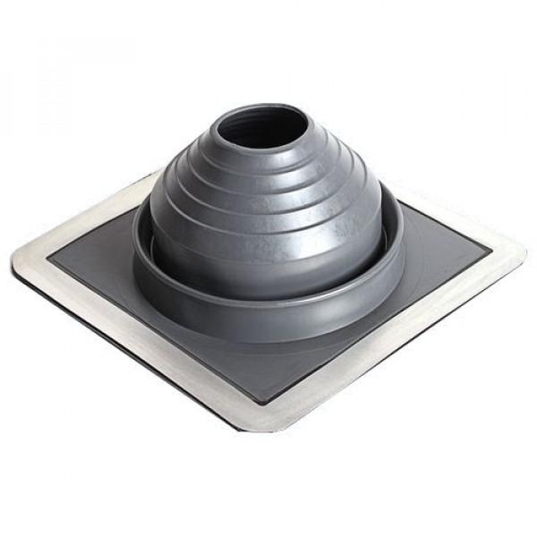 Проходной элемент MF комби №4 серый (75-160мм) +185 EPDM