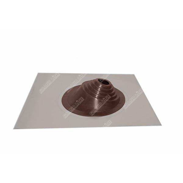 Проходной элемент MF угловой №1 коричневый (75-200мм) +185 EPDM