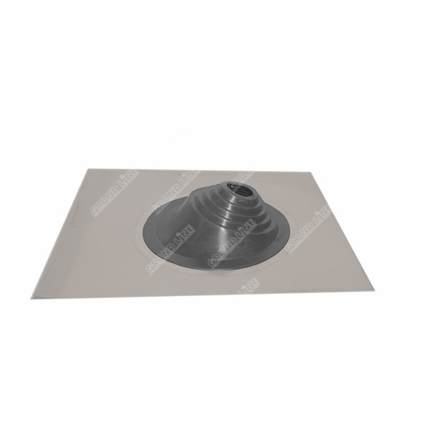 Проходной элемент MF угловой №1 серый (75-200мм) +185 EPDM