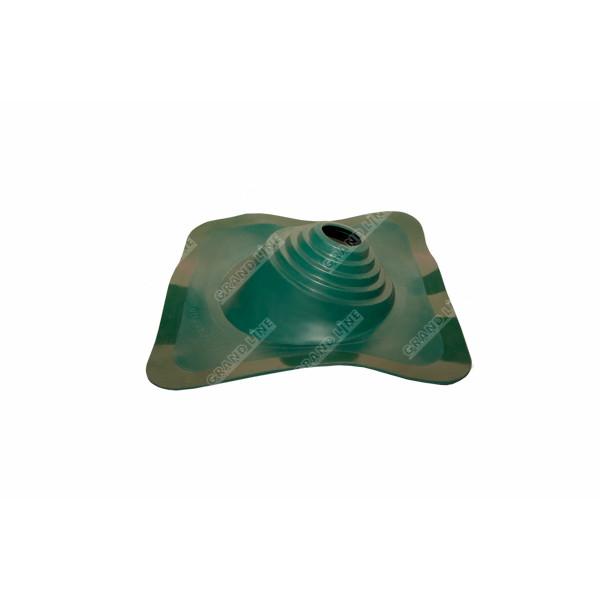 Проходной элемент MF профи №1 зеленый (75-200мм) +185 EPDM