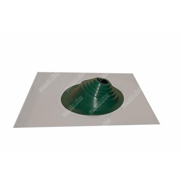 Проходной элемент MF угловой №1 зеленый (75-200мм) +185 EPDM
