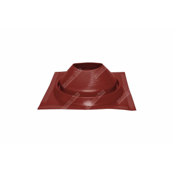 Проходной элемент MF комби №8 красный (175-330мм) +185 EPDM