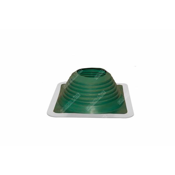 Проходной элемент MF прямой №7 зеленый (152-280мм) +185 EPDM