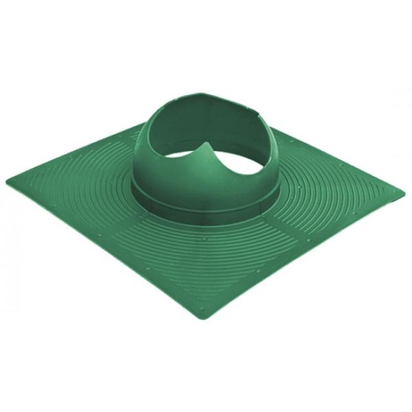 Проходной элемент Krovent Base-VT 110 зеленый
