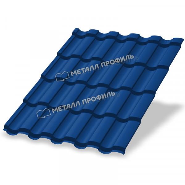 Металлочерепица МП Монтекристо-SL NormanMP (ПЭ-01-5015-0.5)