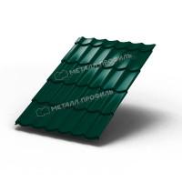 Металлочерепица МП Ламонтерра-XL (ПЭ-01-6005-0.4)