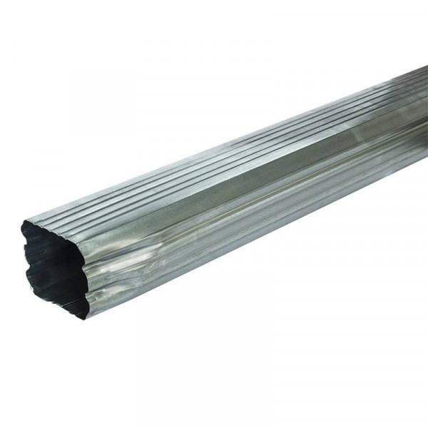 Труба прямоугольная Vortex 2,5м Zn