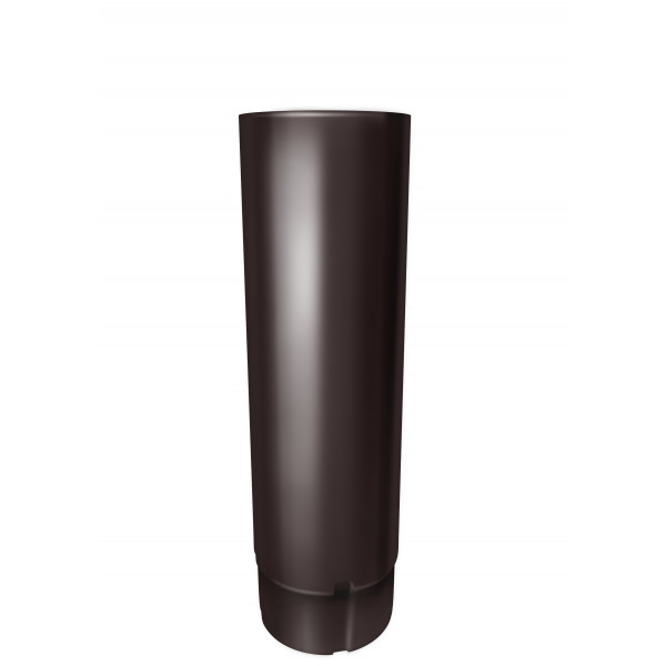 Труба круглая Optima 90мм 3м RR 32 темно-коричневый