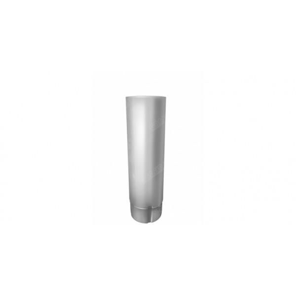 Труба круглая Optima 90мм 3м RAL 9003