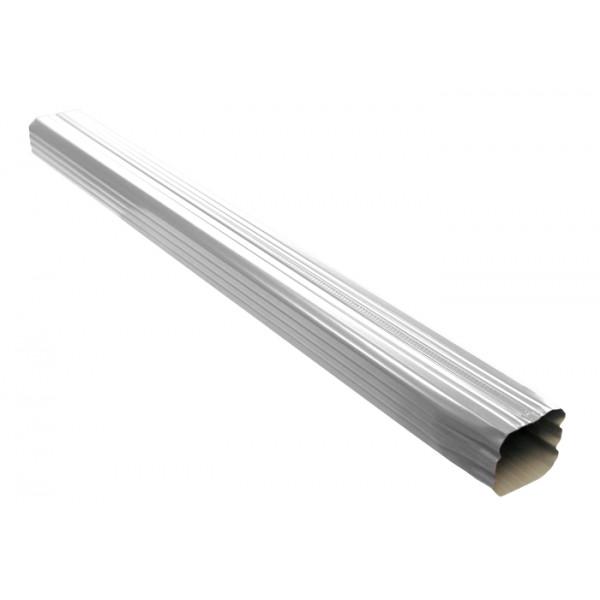 Труба прямоугольная Vortex 3м RAL 9003
