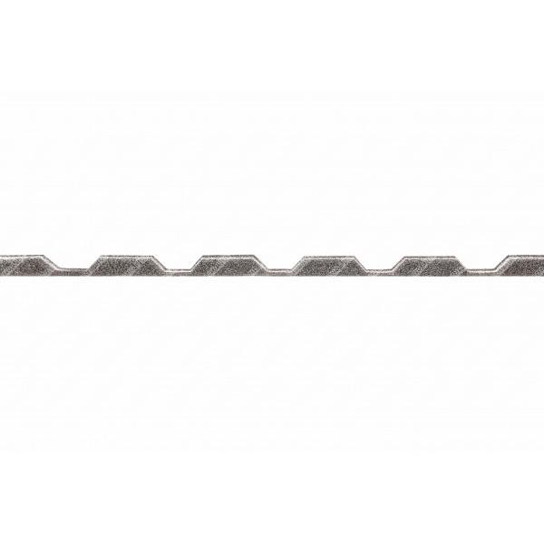 Уплотнитель C20 коньковый 20х1,1