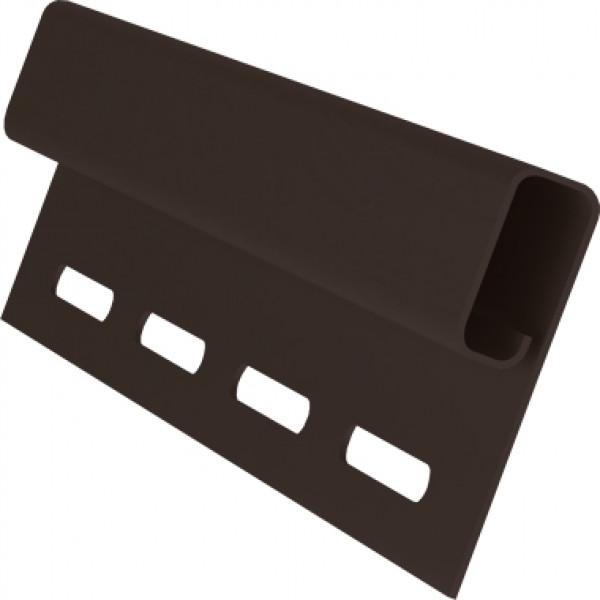 Планка финишная 3,00 BRAUNI коричневая